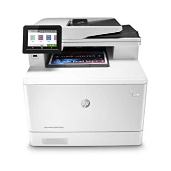 Amazon.com: HP LaserJet Pro M477fnw All-in-One Wireless ...