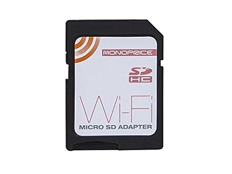 Amazon.com: Monoprice 11444 WiFi adaptador de tarjeta ...