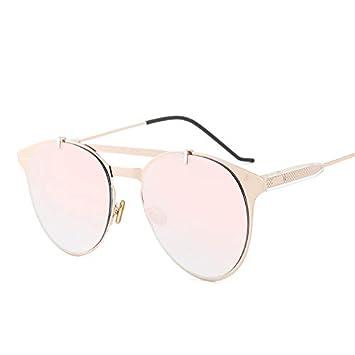 ZUIBADUDU Gafas De Sol Mujer Gafas Redondas Gafas De Sol ...