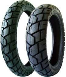 Shinko Dual Sport 705 Series Front/Rear Tire (130/80-17TL) (Best Small Dual Sport)