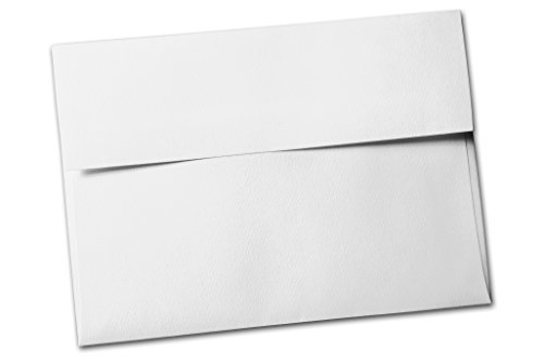 (Royal Sundance Felt Brilliant White A2 Envelopes - 50 Pk)