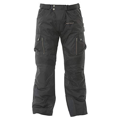 Frank Thomas Glasgow Textile Waterproof Motorcycle Trousers Motorbike Black J/&S M