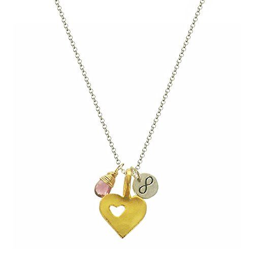 b.u. A Mother's Love is Infinite Necklace 16-18