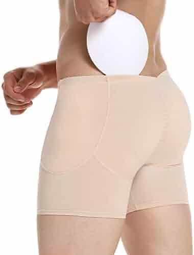 Bslingerie Mens Plus Size Shapewear Latex Compression Bodysuit