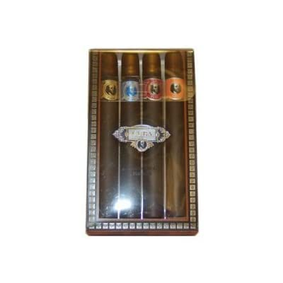 Cuba By Cuba For Men Romantic Wear 4 Pc Gift Set Luxurious Woody Mossy Aroma Masculine Scent