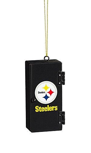 Team Sports America Pittsburgh Steelers Team Locker Ornament from SteelerMania