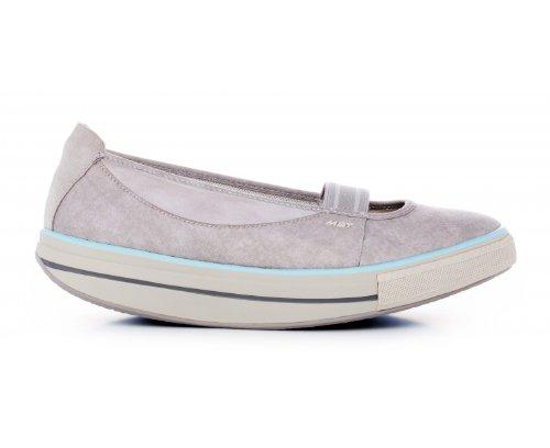 Mbt Muziki Ladies Dove Casual Shoe Colomba