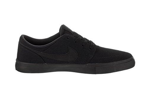 de Black Cnvs II Homme SB 001 solaire Portmore Chaussures Noir Black Nike I7YzHx