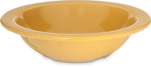 Carlisle 4352922 Dallas Ware Melamine Grapefruit Bowl, 10oz Capacity, 5.95
