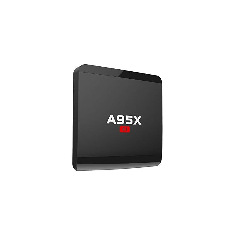 Android 7.1 TV Box Amlogic S905W Quad Co