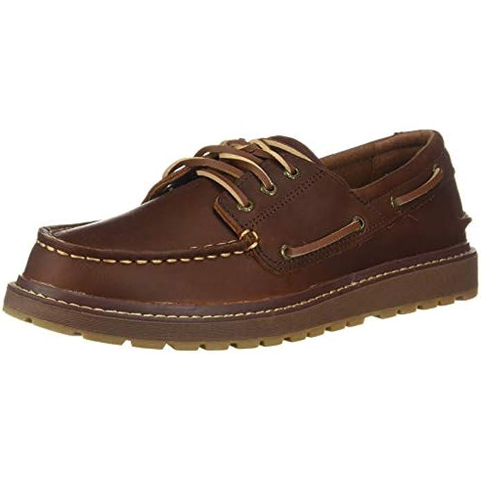 Sperry Unisex-Child Ao Twisted Lug Boat Shoe