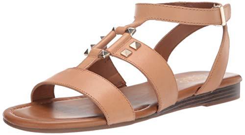 - Franco Sarto Women's Genova Sandal, Nude, 7.5 M US