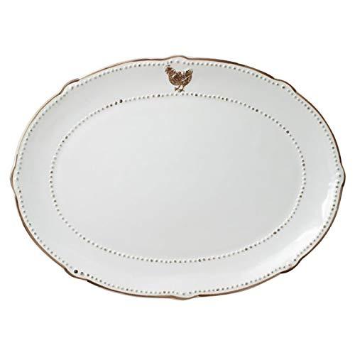 (Pfaltzgraff Farmhouse Hen Oval Platter)