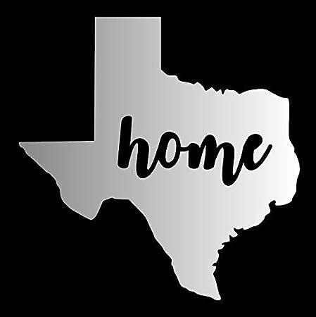 Texas Car Decal Love Texas Vinyl Stickers for Cars,Laptop,Windows etc....