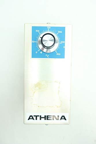 ATHENA CONTROLS 86D-B Temperature Controller 0-300C 120/240V-AC D659511 (Athena Controller Temperature)