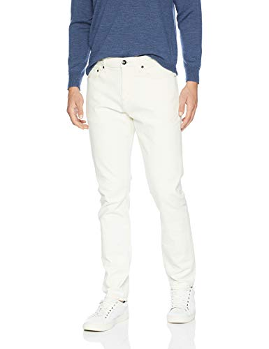 Goodthreads Men's Athletic-Fit Jean, Natural White, 30W x 28L