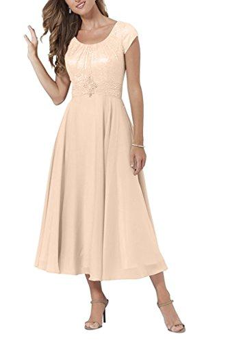 Lang Brautmutter Abiballkleider A Charmant Rosa Damen Kurzarm Linie Perlen Abendkleider Geraft Spitze Rosa Partykleider pxwRqzXw6