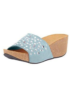 low priced 477da 4552b Heine Pantolette: Amazon.de: Schuhe & Handtaschen