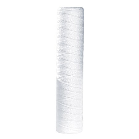 Hydronix SWC-45-2005 String Wound Filter 4.5'' OD X 20'' Length, 5 Micron