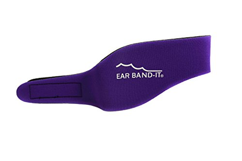 EAR BAND-IT Swimming Headband – MEDIUM (ages 4-9 yrs) – I...