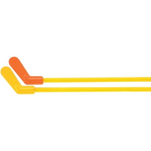 Champion Sports Pair Rhino Skin Hockey Sticks