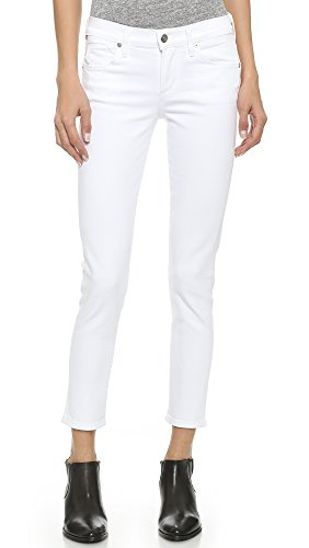 Citizens of Humanity Women's Avedon Ankle Skinny Jeans, Optic White, 28