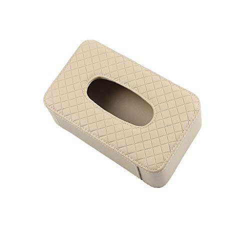 ZPF Caja de Papel Toallero, Visor de Coche Colgante, Caja de Toalla de Papel, Techo corredizo, Caja de Papel, Clip Colgante...