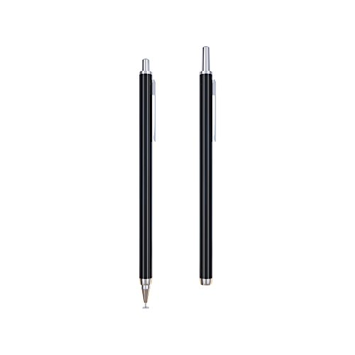 AmpUp TECH Mini Me Metallic Blue Stylus Touch Pen for Smartphone and Tablet