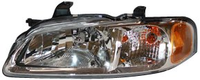 TYC 20-5908-00 Nissan Sentra Driver Side Headlight Assembly