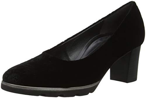 Shoes Gabor 17 Comfort Escarpins Fashion Femme Noir Schwarz Bqzw7q