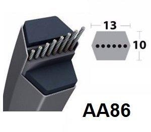 /Keilriemen AA86/Qualit/ät Pro Teknic/