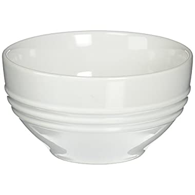 Le Creuset Stoneware 6-Inch Cereal Bowl, White