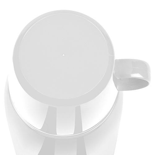 Gevalia Coffee Maker Leaks : Emsa ROCKET Thermos Flask 0.75 L White - Gourmet Coffee & Equipment