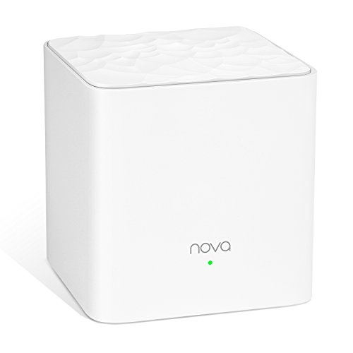 Tenda MW3 Nova Wave 2 802.11AC, Mu-Mimo Whole Home Wi-Fi Mesh System, 3-Pack