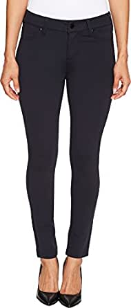 Liverpool Jeans Company Women's Petite Madonna Pull On Legging in Light Weight Ponte Knit, Night Sky Blue, 8P