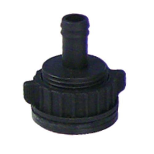 EcoPlus Ebb & Flow Tub Outlet Fitting 1/2in (13mm) (10/Bag)