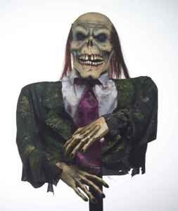 Forum Novelties Inc Out of Ground Zombie Man Multicoloured One Size