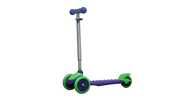 IMPALA Kids niños Adultos Teen Push Kick Stunt Scooter de ...