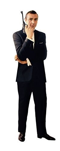 SEAN CONNERY JAMES BOND 007 LIFESIZE (6'-2