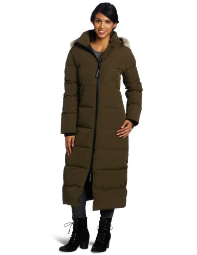 Canada Goose Women's Mystique,Military - Women Parka Expedition Goose Canada