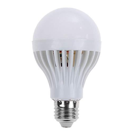 Price comparison product image Sala-synth - ED Bulb E27 Motion Sensor Led Sound Voice Control Lamp LED Light Bulbs Ampoule Led E27 LEDs lamp for Porch Hallway TH4