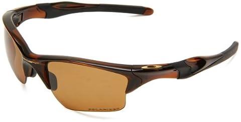 Oakley Mens Half Jacket 2.0 XL OO9154-08 Polarized Sunglasses,Polished Rootbeer Frame/Bronze Polarized Lens,one - 2.0 Rx Eyewear