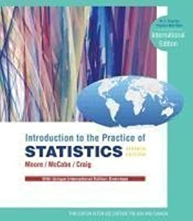 Introduction to the practice of statistics 7th seventh edition introduction to the practice of statistics international edition 7th seventh edition by moore fandeluxe Images