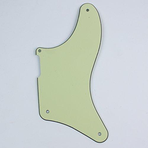 (G03) Telecaster La Cabronita Style Guitar pickguard Mexican version .3ply Mint-Green