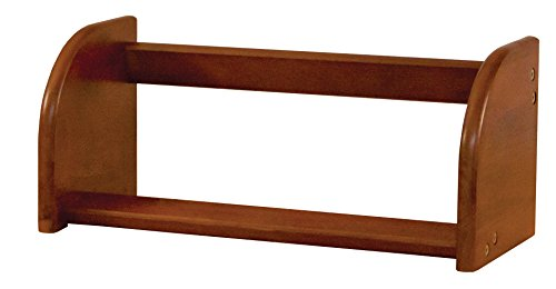 Catskill Craftsmen Tabletop Book Rack, Walnut Stain ()