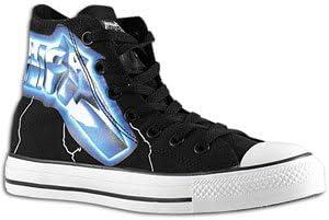 Converse All Star Metallica Chucks Gr. EU: 40 US: 7
