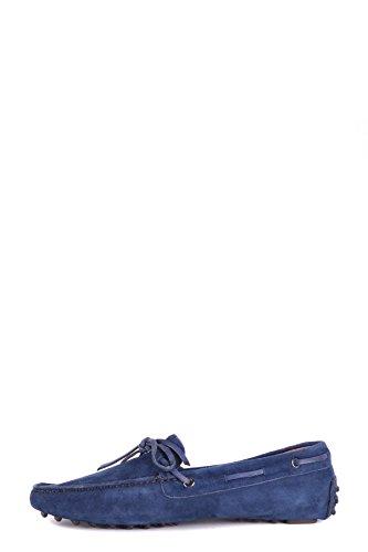 Blu Camoscio SANTONI Donna Sneakers MCBI267023O ACxHxIq