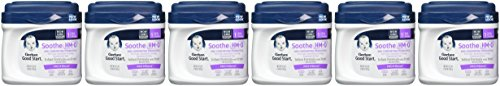 Gerber Good Start Soothe (HMO) Non-GMO Powder Infant Formula Stage 1, 22.2 Ounces (Pack of 6), One Month Supply by Good Start (Image #2)