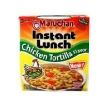Lunch Instant Maruchan (Maruchan Chicken Tortilla Flavor Instant Lunch, 2.25 Ounce - 12 per case.)
