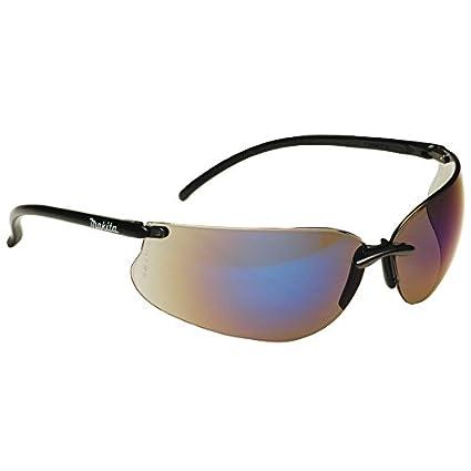 Makita P-66307 gafa y cristal de protección Negro, Plata - Gafas de seguridad